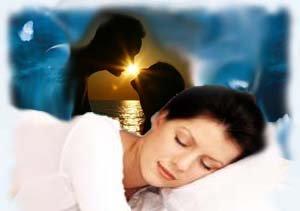 Что означают сны с поцелуем