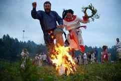Старославянские праздники и обычаи