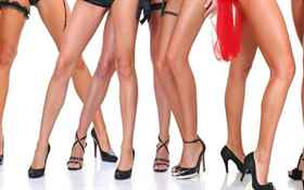 как похудеть в ногах без спорта
