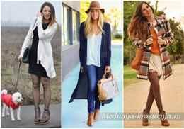 Шерстяные стильные платья элегантный выбор для холодной поры