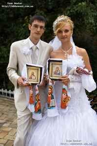 Подарок на венчание супружеским парам фото 32