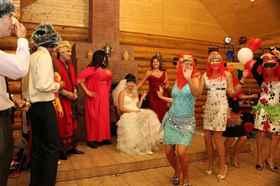 Поздравления и конкурсы на свадьбу