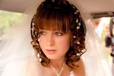 Найти красивые свадебные прически