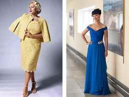 Мода для 40 летних женщин 2017 платьев