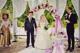 Как красиво начать свадьбу сценарий
