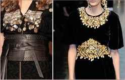 Как сделать платье из камней