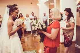 Поздравление на свадьбу от крестной мамы невесты в прозе