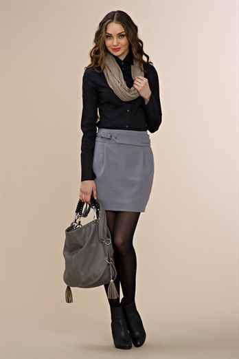 Что Одеть С Черной Блузкой В Спб