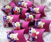 Свадебные сувениры своими руками