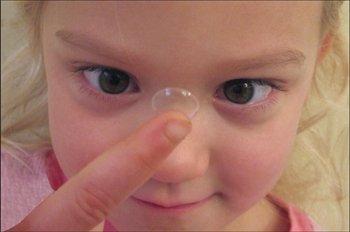 Вторичная катаракта с астигматизмом