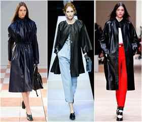 Мода Осень 2017 Плащи Куртки