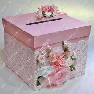 Своими руками коробку для денег на свадьбу 9