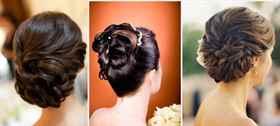 Прически на свадьбу гостей