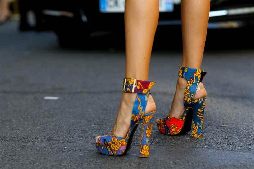 Самые модные туфли лета