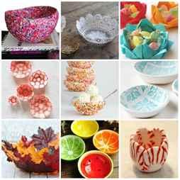 Своими руками вазочка для конфет