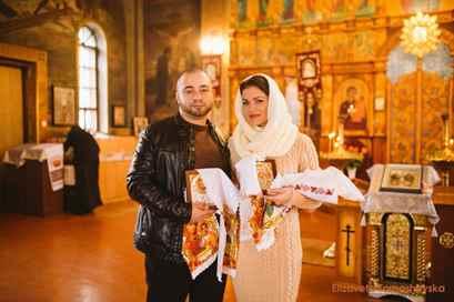 Что надо для венчания в церкви