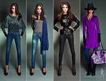 Что одеть с джинсами в обтяжку