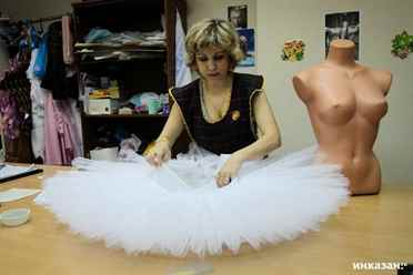 Балетная пачка своими руками мастер класс 1020