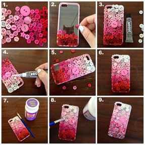 Як прикрасити телефон