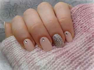 Дизайн ногтей фото бежевого цвета