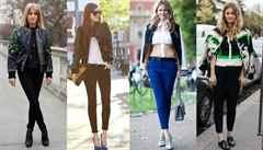Бомберы женские с чем носить