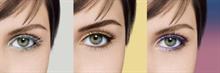 Макияж стрелки на глазах