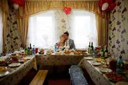 Сценарий свадьбы в домашних условиях