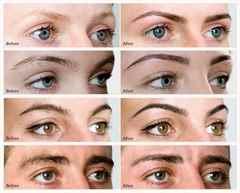 Виды татуажа бровей: какой лучше, чем отличается волосковый метод, фото до и после процедуры