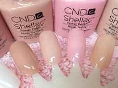 Гель лак cnd палитра цветов на ногтях фото