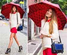 какие зонты носят парижанки