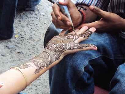 Как сделать татуировку хной фото 659