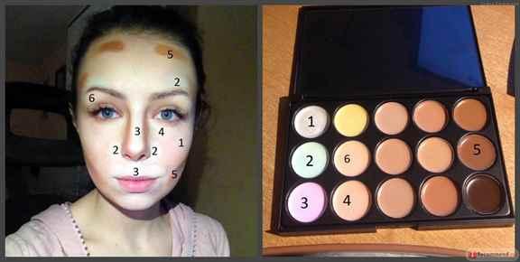 Для чего нужен консилер в макияже