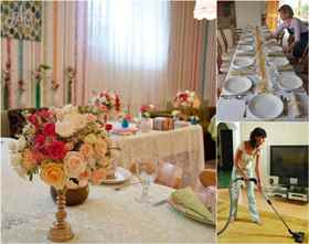 Сценарий проведения золотой свадьбы в домашних условиях