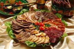 Горячие блюда на свадьбу рецепты и
