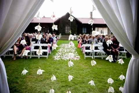 Brynffynon wedding