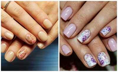 Что будет модно осенью 2016 ногти