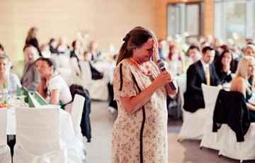 Поздравления на свадьбе очередность