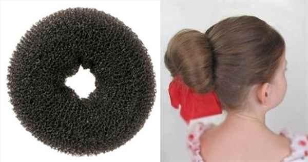 Объёмная причёска как называется
