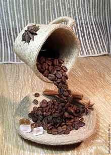 Перевернутая кружка с кофе своими руками 28