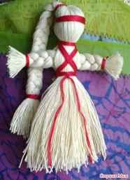 Кукла мотанка своими руками пошагово фото 3