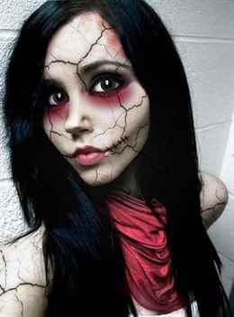 Как сделать зомби на хэллоуин