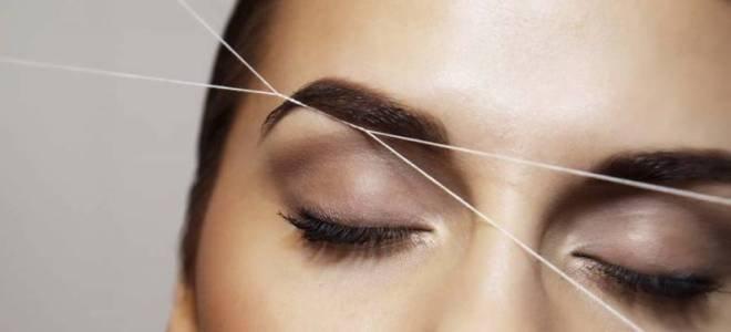 Как научиться оформлять брови