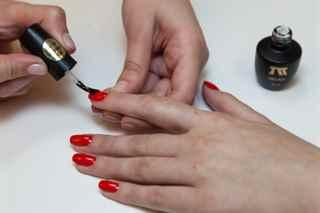 Как делать покрытие ногтей гель лаком