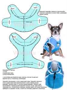 Как сшить одежду для собаки своими руками