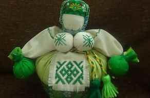 Тряпичные куклы травница своими руками мастер класс фото 575