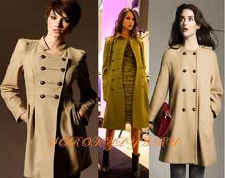 Модные Пальто Женские