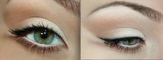 Палитра теней для серо зеленых глаз