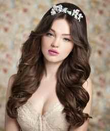 Невесты с распущенными волосами