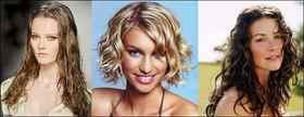 Причёски мокрый эффект на средние волосы