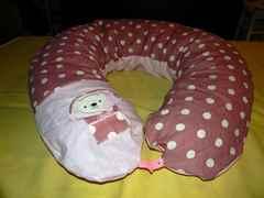 Подушки для беременной своими руками